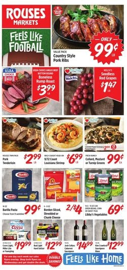 Current weekly ad Rouses