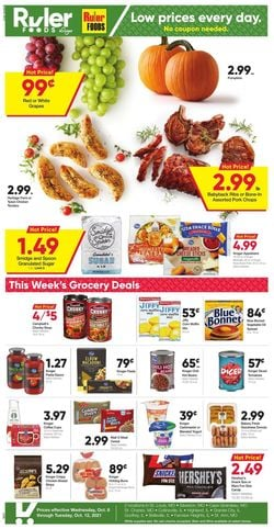 Catalogue Ruler Foods from 10/06/2021
