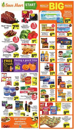 Catalogue Save Mart from 10/06/2021