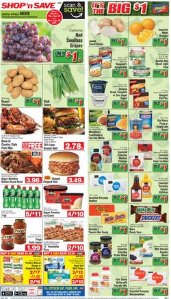 Catalogue Shop 'n Save from 09/23/2021