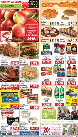 Catalogue Shop 'n Save from 09/30/2021