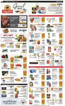 Catalogue ShopRite from 10/10/2021