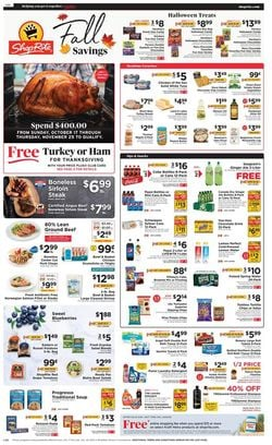 Catalogue ShopRite from 10/17/2021