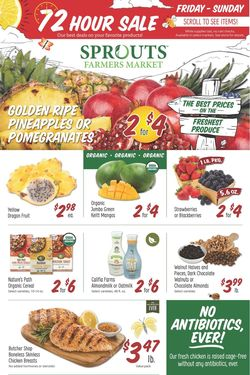 Current weekly ad Sprouts