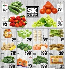 Catalogue Super King Market from 09/22/2021