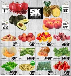 Catalogue Super King Market from 09/29/2021