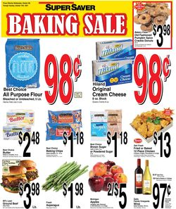 Catalogue Super Saver from 10/06/2021