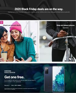 Catalogue T-Mobile Black Friday 2020 from 11/12/2020