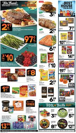 Current weekly ad Tom Thumb