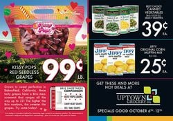 Catalogue Uptown Grocery Co. from 10/06/2021