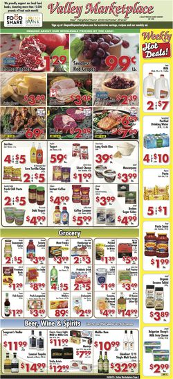 Catalogue Valley Marketplace from 10/06/2021