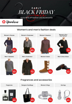 Catalogue Younkers - Black Friday Sale Ad 2019 from 11/26/2019